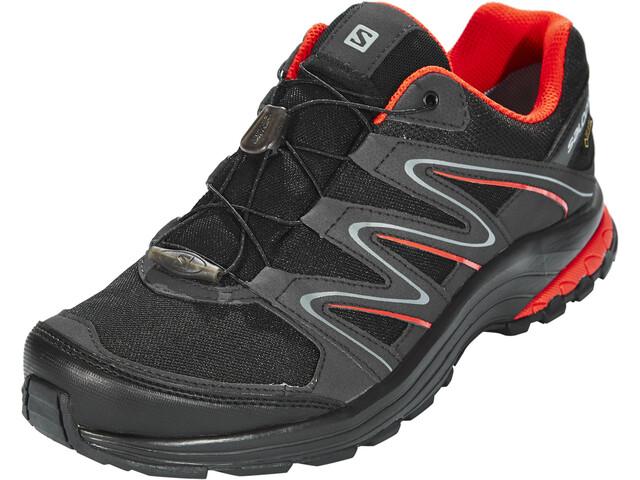 Salomon Kiliwa GTX Shoes Men black at Addnature.co.uk 15f828b203d